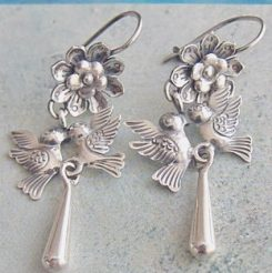 flower-birds-dangle